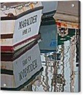 Marauder Reflection Acrylic Print