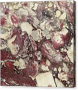 Marble Pattern Acrylic Print