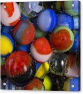 Marbles King Soda 1 Acrylic Print
