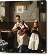 Marburg Acrylic Print
