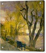 March 14 2010 Acrylic Print