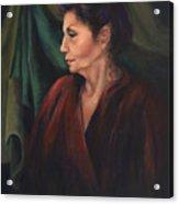 Marcia Acrylic Print