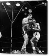 Marciano & Charles, 1954 Acrylic Print by Granger