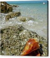 Marco Island South Beach Acrylic Print