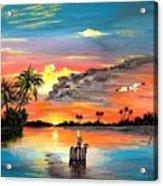 Marco Island Study Acrylic Print