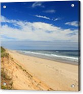 Marconi Beach Cape Cod National Seashore Acrylic Print