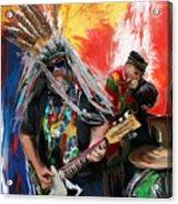 Mardi Gras 241 Acrylic Print
