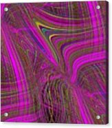 Mardi Gras 3 Acrylic Print