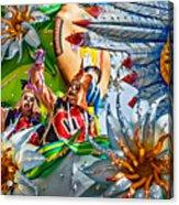 Mardi Gras - New Orleans 3 Acrylic Print