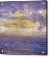 Maremoto Acrylic Print
