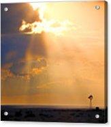 Marfa Windmill 1 Acrylic Print