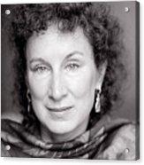 Margaret Atwood Acrylic Print