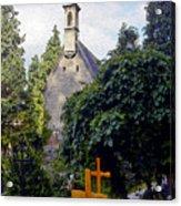 Margarethenkapelle 4 Acrylic Print