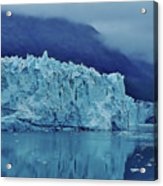 Margerie Glacier Beauty Acrylic Print