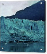 Margerie Glacier - Reflection Acrylic Print