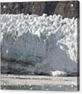 Margerie Glacier Acrylic Print