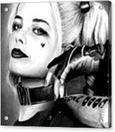 Margot Robbie  Acrylic Print
