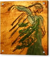 Maria - Tile Acrylic Print