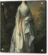Maria Lady Eardley, 1766 Acrylic Print