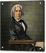 Maria Mitchell (1818-1889) Acrylic Print