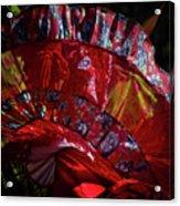 Mariachi Dancer 1 Acrylic Print