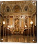 Marianische Mannerkongregation Munich Acrylic Print
