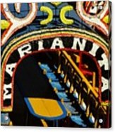 Marianita Acrylic Print