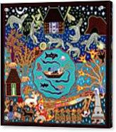 Mariano's Ocean Acrylic Print