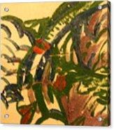 Marie - Tile Acrylic Print