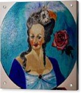 Marie Antoinette Acrylic Print