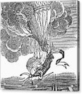 Marie Blanchard, 1819 Acrylic Print