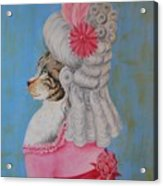 Marie Catoinette Acrylic Print