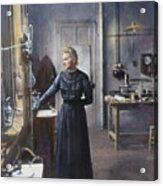 Marie Curie (1867-1934) Acrylic Print