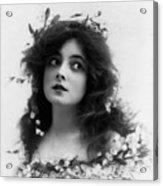 Marie Doro 1902 Acrylic Print