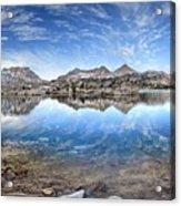 Marie Lake - John Muir Trail Acrylic Print