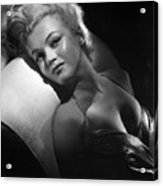 Marilyn Monroe, Ca. Early 1950s Acrylic Print by Everett