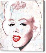Marilyn Monroe Acrylic Print