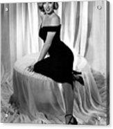 Marilyn Monroe Publicity Shot The Asphalt Jungle Acrylic Print