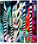 Marilyn Sis 1 Acrylic Print