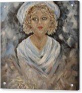 Marilynn Acrylic Print