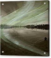 Marina Fractal Acrylic Print