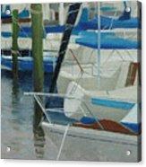 Marina No. 2 Acrylic Print