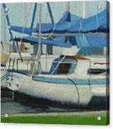 Marina No 5 Acrylic Print