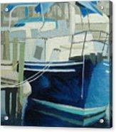 Marina No1 Acrylic Print