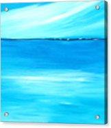 Marine Mirror Acrylic Print