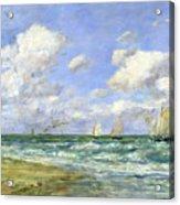 Marine Scene Acrylic Print