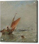 Marine Acrylic Print