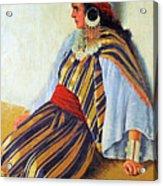 Mario Ridola Woman Acrylic Print