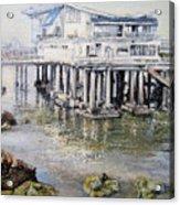 Maritim Club Castro Urdiales Acrylic Print