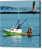 Maritime Acrylic Print